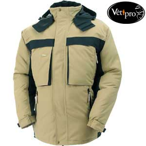Parka nylon Oxford enduit PU