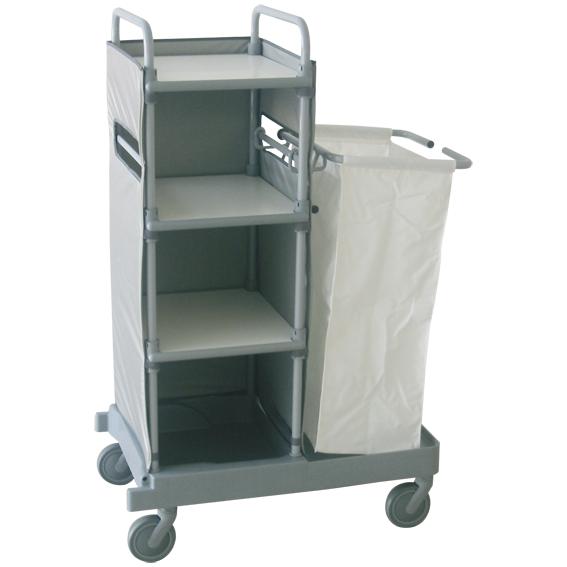 Chariot Mini De Ménage Pour Hôtels   Santé 1
