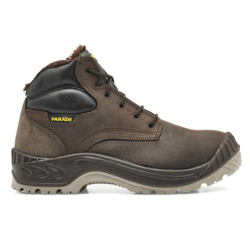 Chaussure de sécurité spéciale hiver Norway S3 SRC 2b1c2427253b