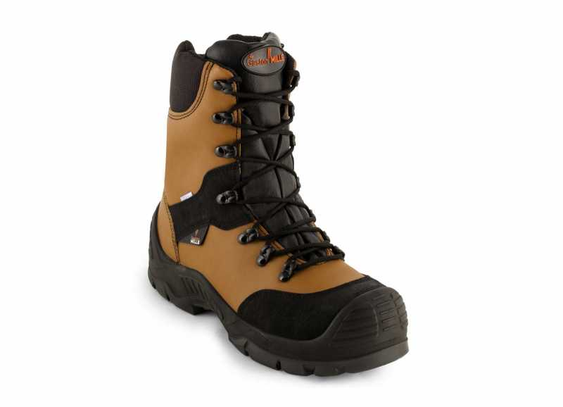Bottes de sécurité Master Marron Outdry Thinsulate S3 HI CI WR SRC